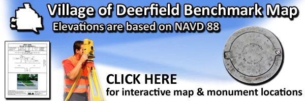 Village of Deerfield Benchmarks